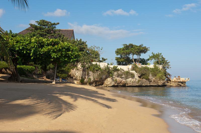 Hidden Bay by the Sea