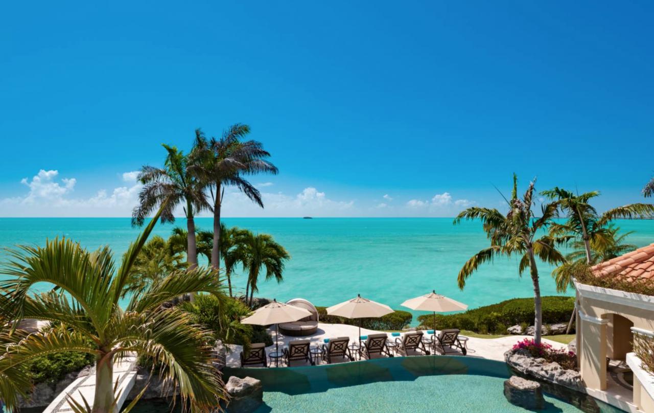 Villa Emerald Cay