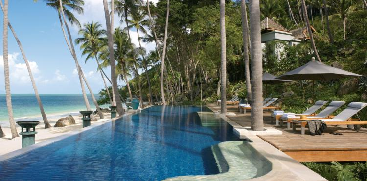 Four Seasons Resort Villas Koh Samui