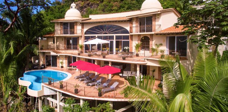 Villa Mystique, Puerto Vallarta