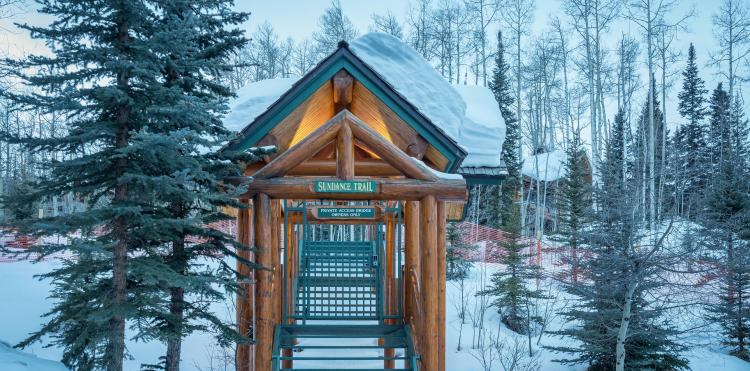 Skiside at Sundance