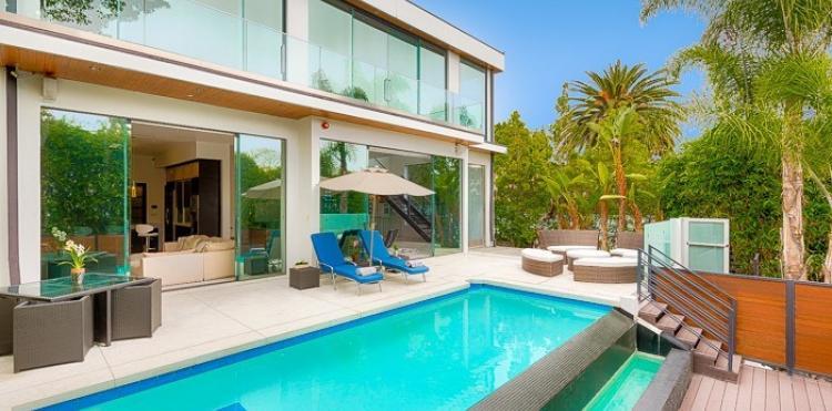 Sunset Strip Contemporary Villa