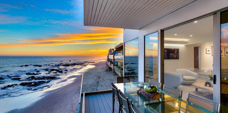 Malibu Seascape Villa