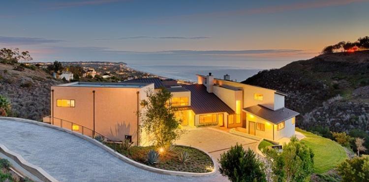 Malibu Beach View Villa