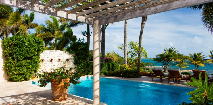 Banyan Villa at Jumby Bay